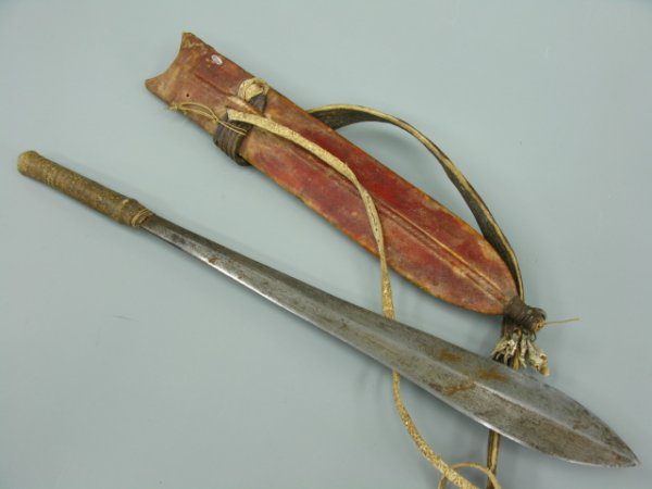 Tribal Ida sword - African swords