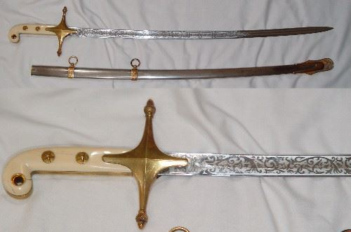 USMC Mameluke sword