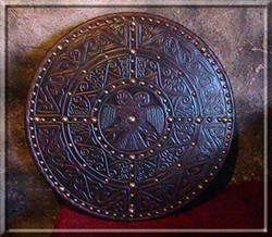 Scottish targe (shield)