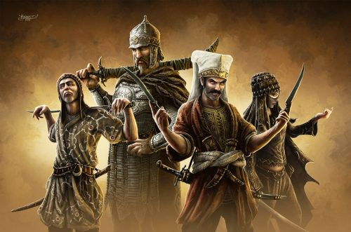 Turkish Janissaries